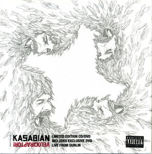 Kasabian - Velociraptor! (2011) CD+DVD Limited Edition [Re-Up]