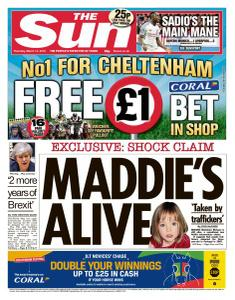 The Sun UK - 14 March 2019