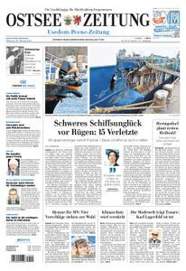 Ostsee Zeitung Wolgast - 20. Februar 2019