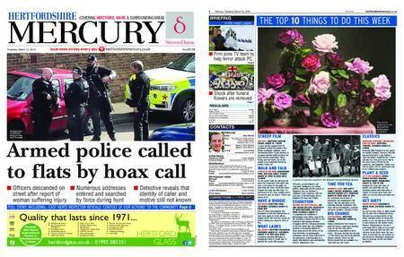 Hertfordshire Mercury – March 15, 2018