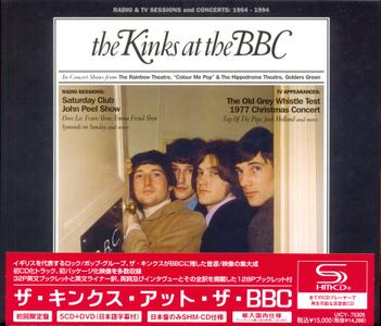 The Kinks - The Kinks At The BBC: Radio & TV Sessions And Concerts: 1964-1994 (2012) [5CD + DVD Box Set] Repost