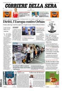 Corriere della Sera - 25 Giugno 2021