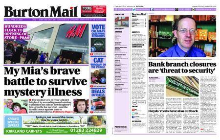 Burton Mail – April 27, 2018