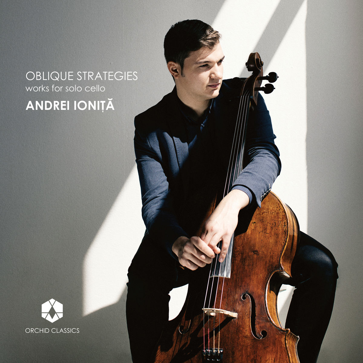 Andrei Ionita - Oblique Strategies (2019)