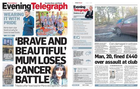 Evening Telegraph First Edition – October 11, 2018