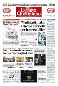 Il Fatto Quotidiano - 24 novembre 2018