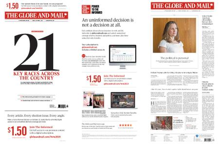 The Globe and Mail – October 04, 2019