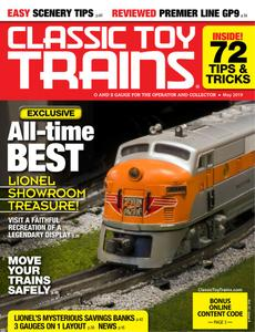 Classic Toy Trains - May 2019