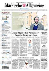 Märkische Allgemeine Dosse Kurier - 31. Januar 2019