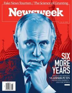 Newsweek USA - April 13, 2018