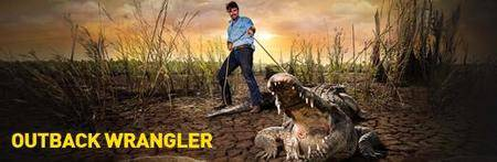Outback Wrangler 2018 Monster Croc Wrangler Croc At the Door