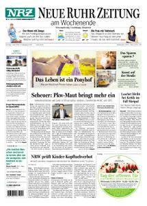 NRZ Neue Ruhr Zeitung Essen-Postausgabe - 07. April 2018