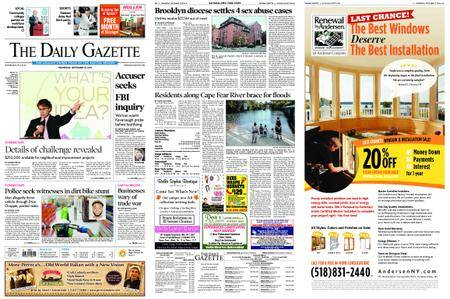 The Daily Gazette – September 19, 2018