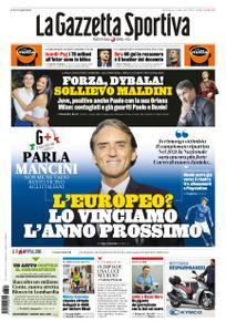 La Gazzetta dello Sport Roma – 22 marzo 2020