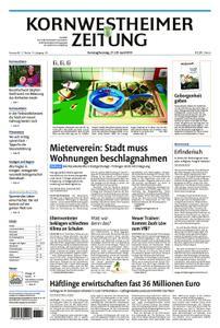 Kornwestheimer Zeitung - 27. April 2019