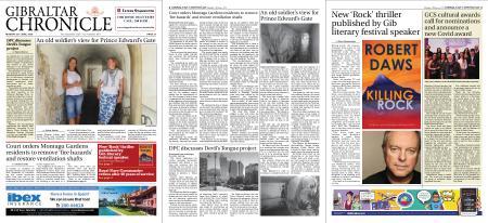 Gibraltar Chronicle – 22 June 2020