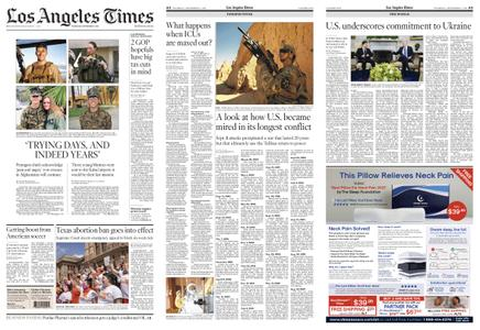 Los Angeles Times – September 02, 2021