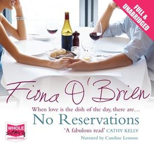 «No Reservations» by Fiona O'Brien
