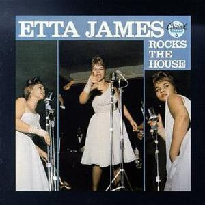 Etta James - Mystery Lady and Rocks the House