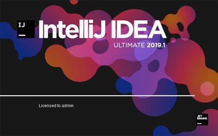 JetBrains IntelliJ IDEA Ultimate 2019.1.2