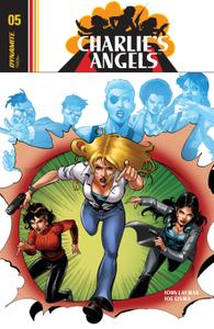 Charlies Angels 005 2018 2 covers digital Son of Ultron