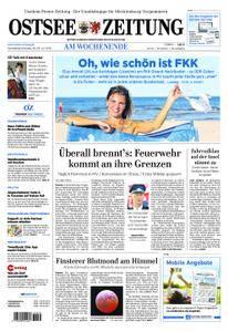 Ostsee Zeitung Wolgast - 28. Juli 2018