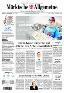 Neue Oranienburger Zeitung - 19. Dezember 2018