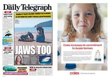 The Daily Telegraph (Sydney) – September 21, 2018