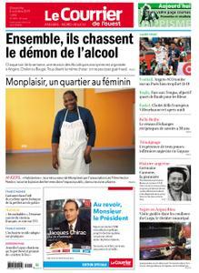 Le Courrier de l'Ouest Nord Anjou – 06 octobre 2019
