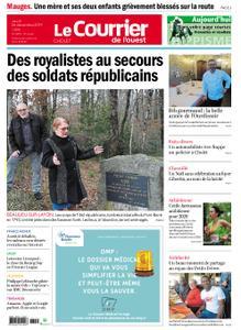 Le Courrier de l'Ouest Cholet – 26 décembre 2019