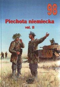 Piechota Niemiecka Vol.II (Wydawnictwo Militaria 98) (repost)