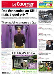 Le Courrier de l'Ouest Angers – 15 janvier 2020