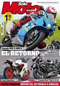 Solo Moto Treinta N.410 - Abril 2017