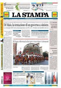 La Stampa Imperia e Sanremo - 25 Febbraio 2018