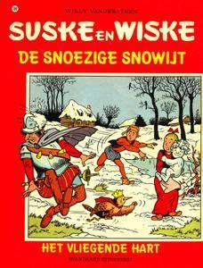 Suske En Wiske - 188 - De Snoezige Snowijt  Het Vliegende Hart