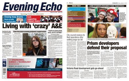 Evening Echo – January 11, 2019