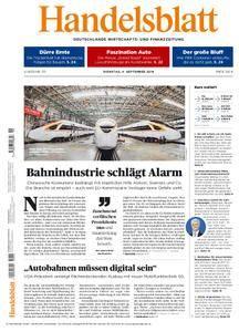 Handelsblatt - 04. September 2018