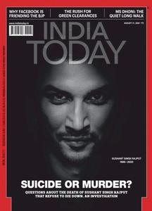 India Today - August 31, 2020