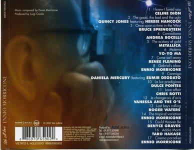 VA - We All Love Ennio Morricone (2007) [repost]