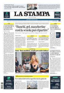 La Stampa Torino Provincia e Canavese - 22 Agosto 2020