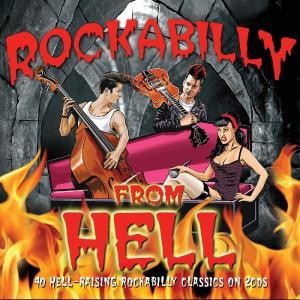 VA - Rockabilly From Hell (2CD, 2019)