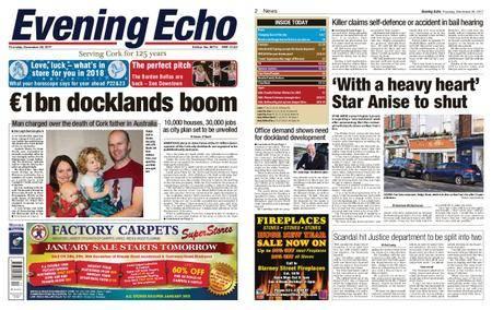 Evening Echo – December 28, 2017