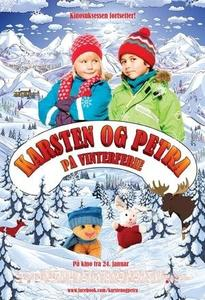 Karsten og Petra på vinterferie (2014)