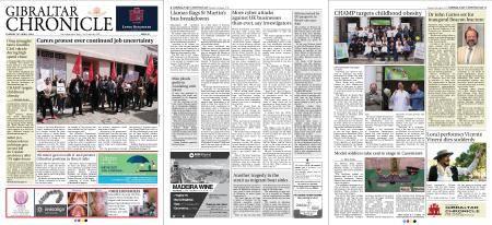 Gibraltar Chronicle – 10 April 2018