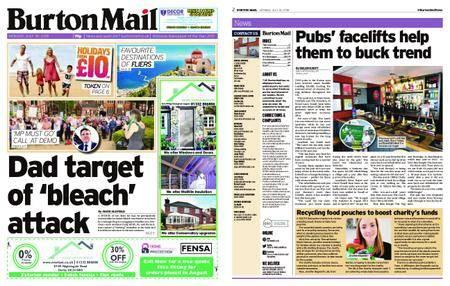Burton Mail – July 30, 2018