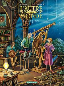 L'Autre Monde - Tome 1 - Le Mal de Lune Cycle