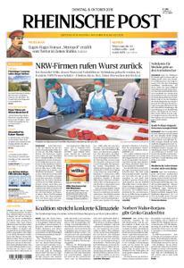 Rheinische Post – 08. Oktober 2019