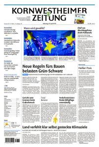 Kornwestheimer Zeitung - 30. April 2019