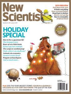 New Scientist - December 22, 2018