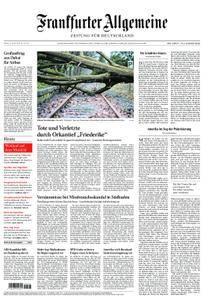 Frankfurter Allgemeine Zeitung F.A.Z. - 19. Januar 2018